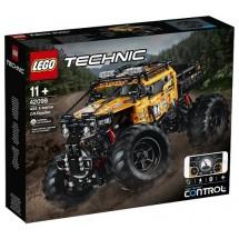 Конструктор LEGO Technic 42099: Экстремальный внедорожник