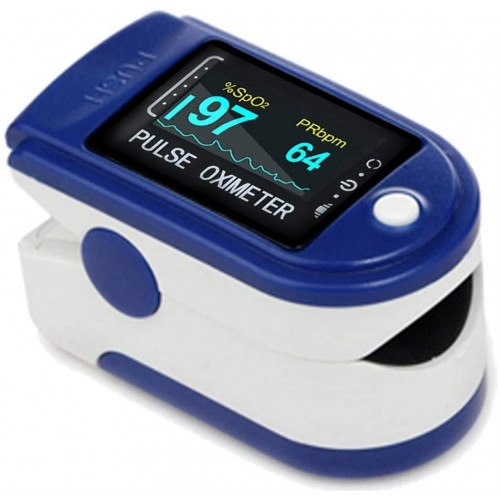 Пульсоксиметр Fingertip Pulse Oximeter