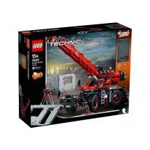 Конструктор LEGO Technic 42082 Подъемный кран для пересеченной местности