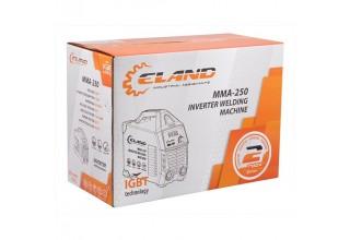 Сварочный аппарат инверторного типа ELAND MMA-250 MMA