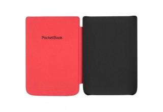 "Чехол-книжка Pocketbook Shell 6"" для PocketBook 616, 627, 632 (HPUC-632-R-F), красный, полиуретан"