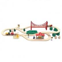 Железная дорога детская Xiaomi Mi Toy Train Set (BEV4144TY)