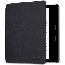 "Обложка для Kindle Oasis 7"" Leather Cover (Black)"