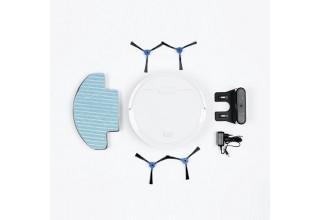 Робот-пылесос ELARI SmartBot SBT-001W (White)