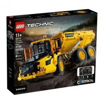 Конструктор LEGO Technic 42114: Самосвал Volvo 6х6