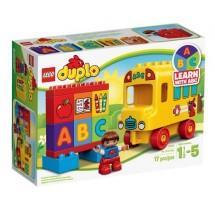 """Конструктор LEGO DUPLO 10603 """"Мой первый автобус"""""""