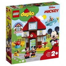 "Конструктор LEGO Duplo 10889 ""Летний домик Микки"""