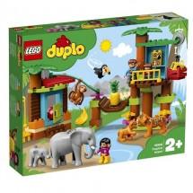 """Конструктор LEGO DUPLO 10906 """"Тропический остров"""""""