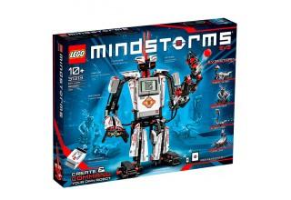 Электронный конструктор LEGO Education Mindstorms EV3 Создай и командуй 31313