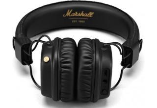 Наушники Marshall Major II Bluetooth Black