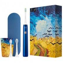 Электрическая зубная щетка Soocas X3U Van Gogh Museum Design (Синий и красный)