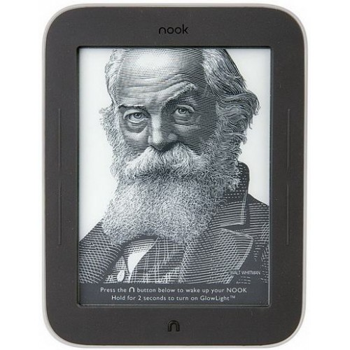 Barnes Noble NOOK Simple Touch with GlowLight
