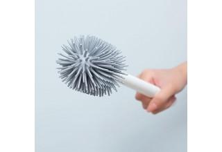 Ершик для унитаза Xiaomi YiJie Vertical Storage Toilet Brush White (YB-05)