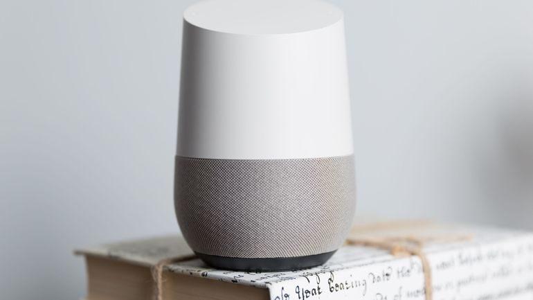 Домашний помощник Google Home Speaker