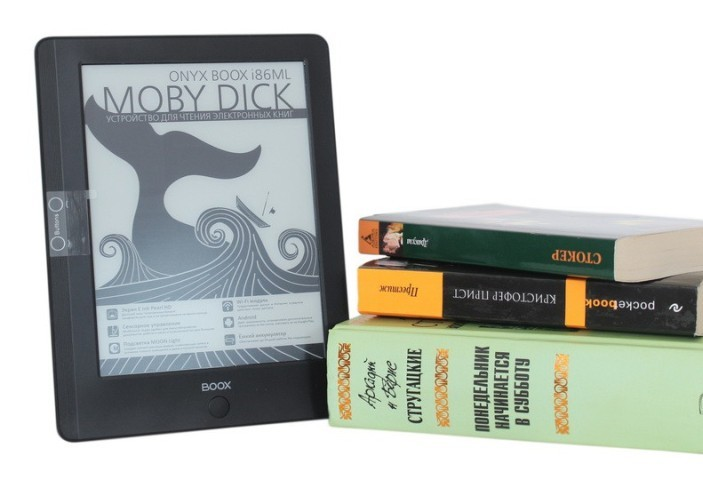 Электронная книга ONYX BOOX i86ML Moby Dick