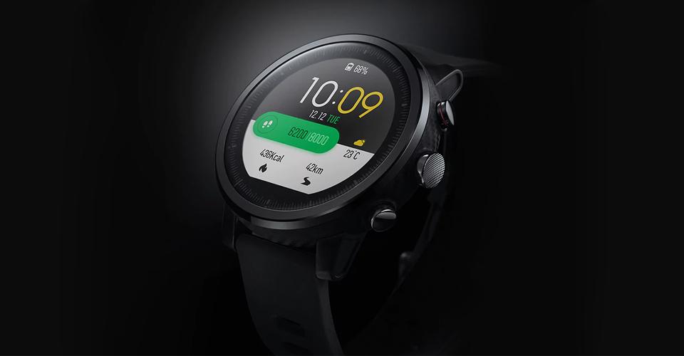 Умные часы Amazfit Stratos (Smart Sports Watch 2)